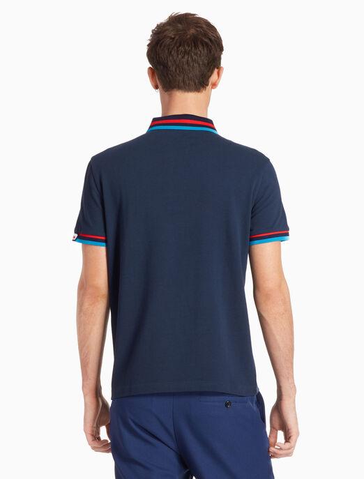 CALVIN KLEIN 클래식 피케 폴로 셔츠