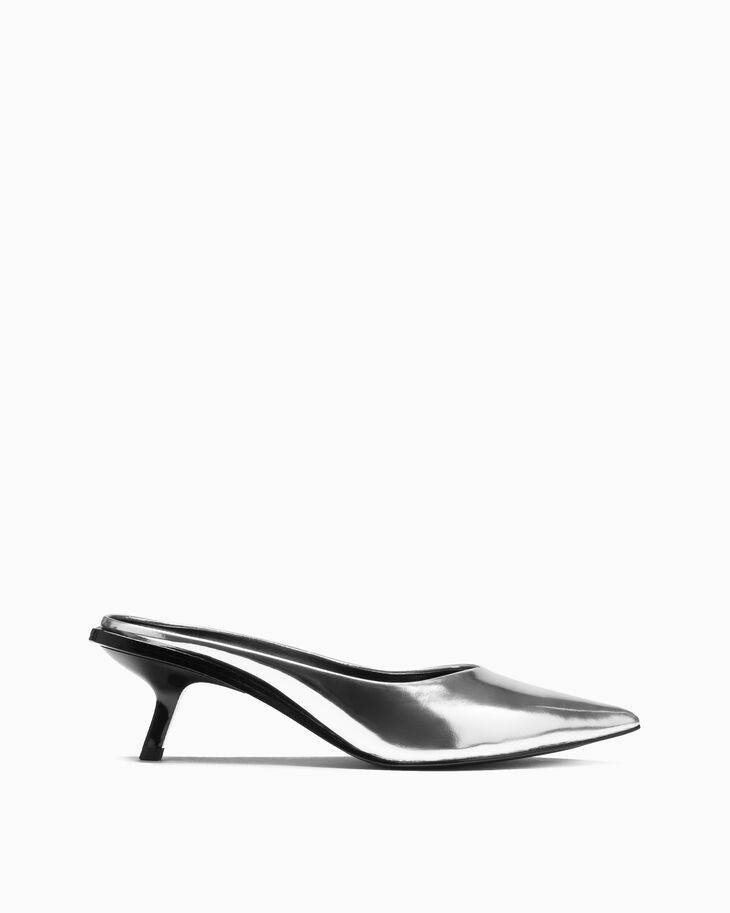 CALVIN KLEIN POINTED MULES