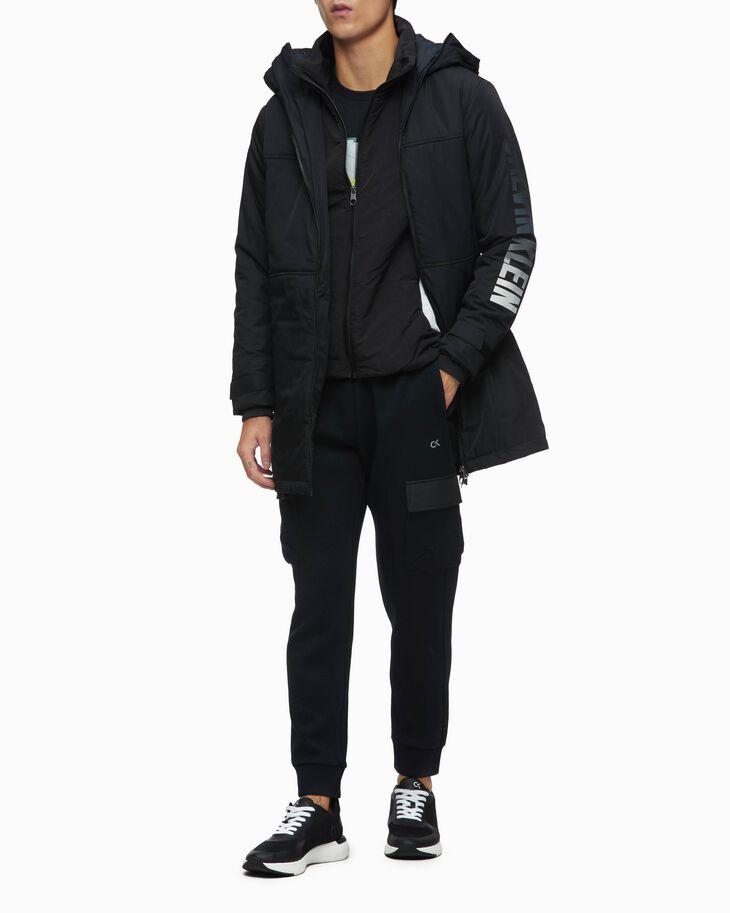 CALVIN KLEIN GRADIENT MOTION 鋪棉外套