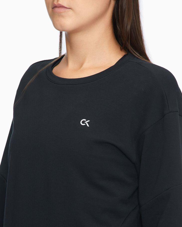CALVIN KLEIN 37.5 FLOWER PRINT 衛衣
