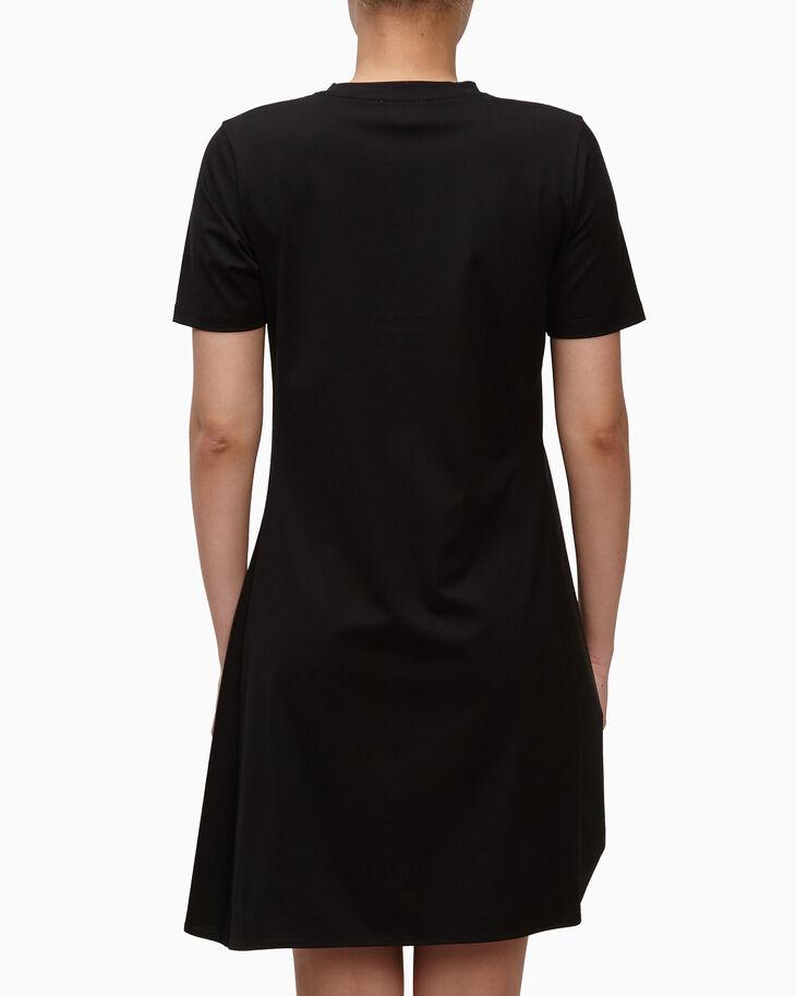 CALVIN KLEIN ANTIBACTERIAL WRINKLE FREE COTTON DRESS