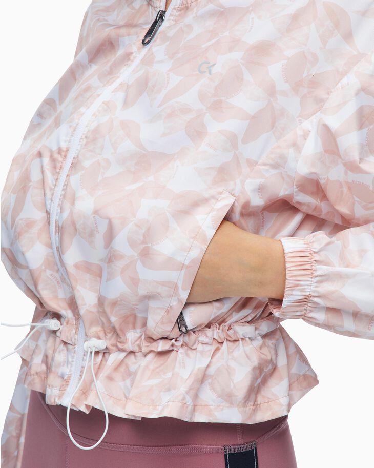 CALVIN KLEIN LEAF PRINT ライトウェイトジャケット