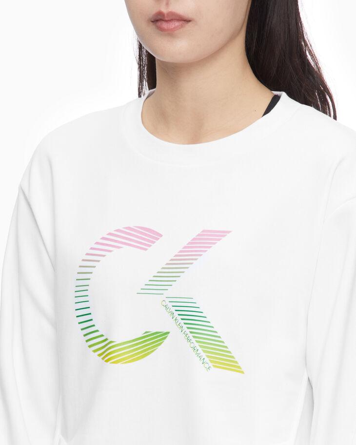 CALVIN KLEIN 品牌套頭運動上衣