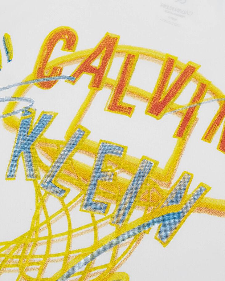 CALVIN KLEIN SUMMER ACTIVE GRAPHIC TEE