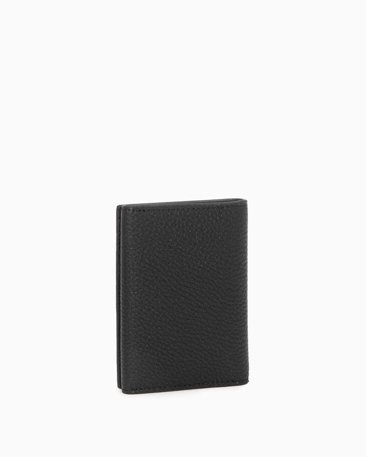 CALVIN KLEIN MONOGRAM FLAP CARD CASE