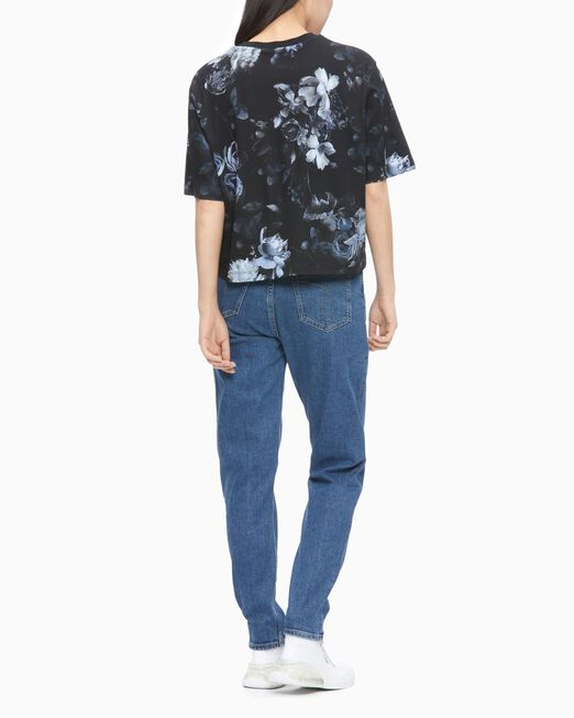 CALVIN KLEIN PREMIUM BEAD LOGO 티셔츠