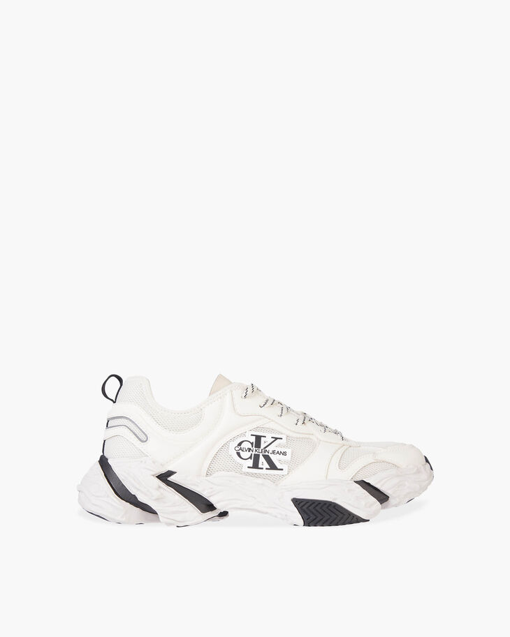 CALVIN KLEIN CHUNKY LACE UP SNEAKERS
