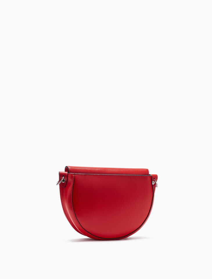 CALVIN KLEIN SMALL SADDLE
