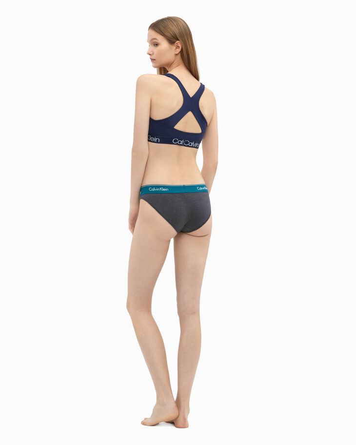 CALVIN KLEIN STRUCTURE MICRO LIGHTLY LINED BRALETTE