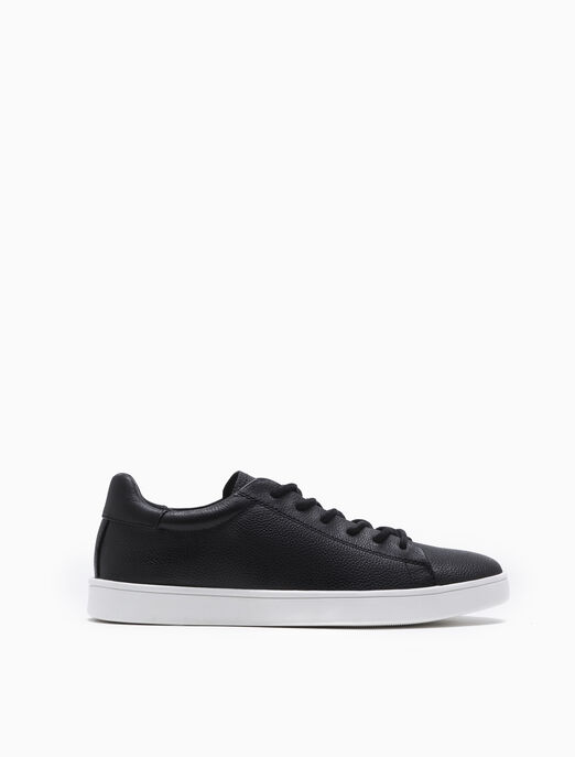 CALVIN KLEIN TOBIN LACE UP SNEAKERS