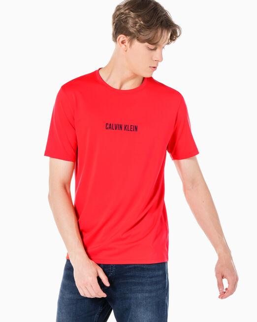 CALVIN KLEIN 남성 로고 반팔 티셔츠