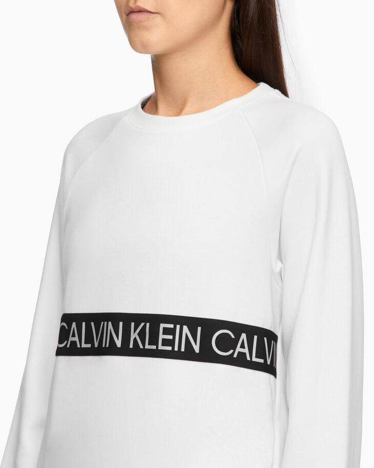 CALVIN KLEIN ACTIVE ICON LOGO BAND 衛衣
