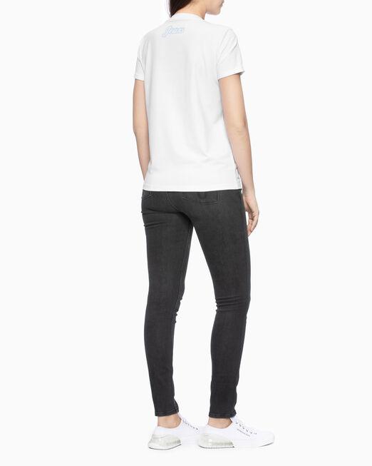 CALVIN KLEIN VARSITY LOGO 티셔츠