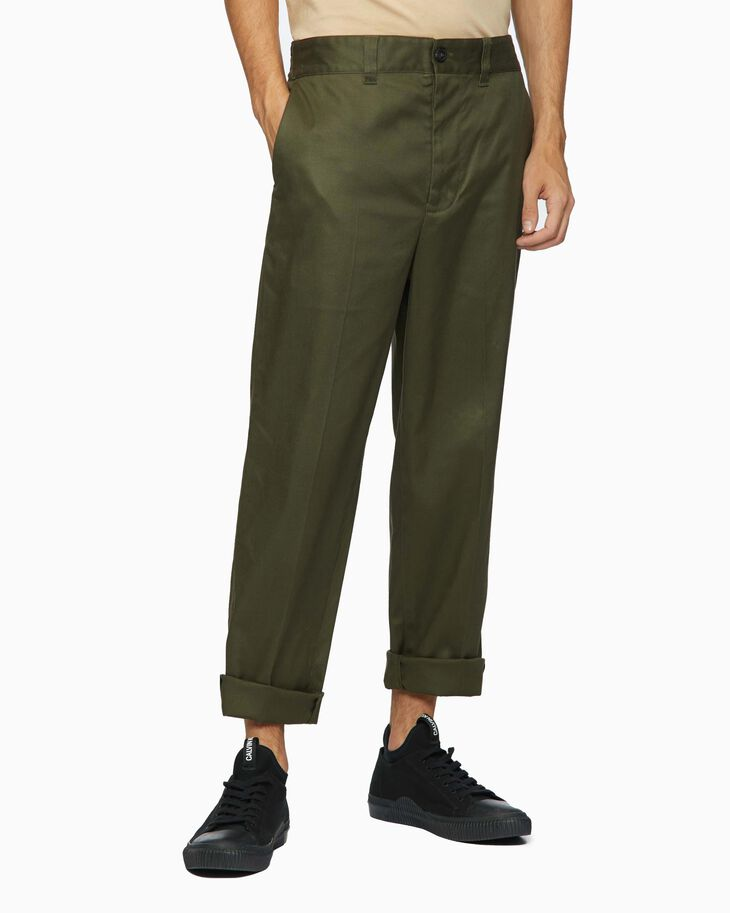 CALVIN KLEIN SEASONAL FIT CHINOS