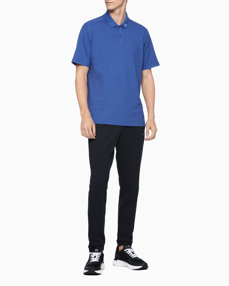 CALVIN KLEIN ACTIVE ICON POLO 恤