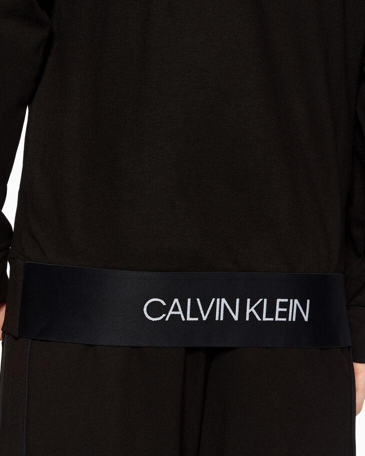 CALVIN KLEIN ACTIVE ICON ZIP UP HOODIE