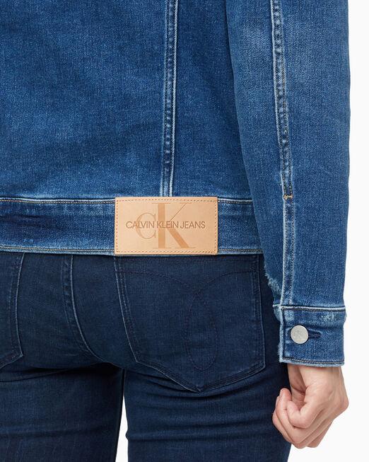CALVIN KLEIN 여성 파운데이션 재킷