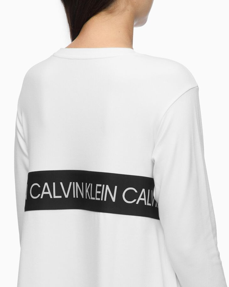 CALVIN KLEIN ACTIVE ICON RELAXED LOGO TEE