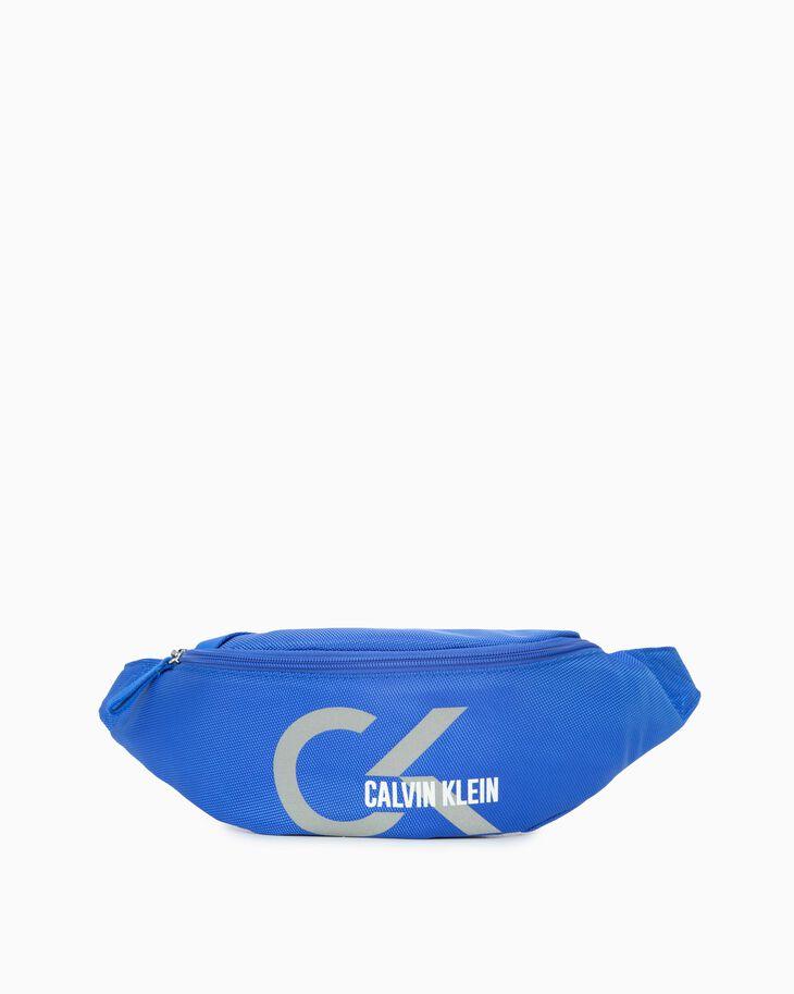 CALVIN KLEIN BALLISTIC REFLECTION WAIST PACK
