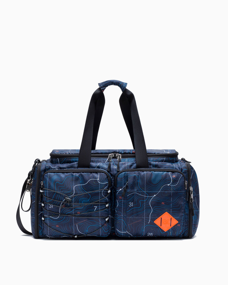 CALVIN KLEIN ELEVATION DUFFLE BAG