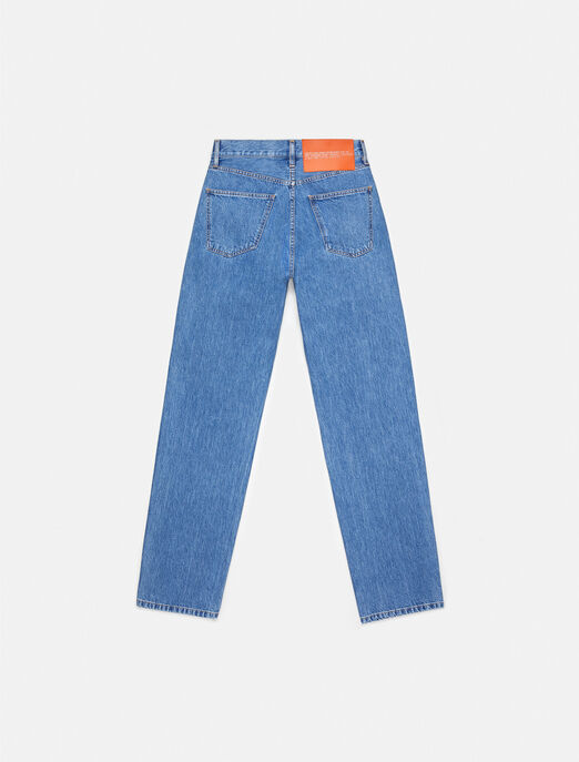 CALVIN KLEIN TOUCH BLUE BAGGY JEANS