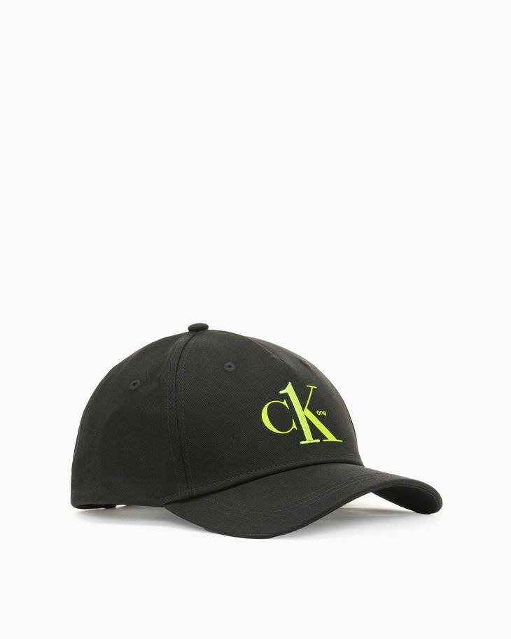 CALVIN KLEIN CK ONE LOGO CAP
