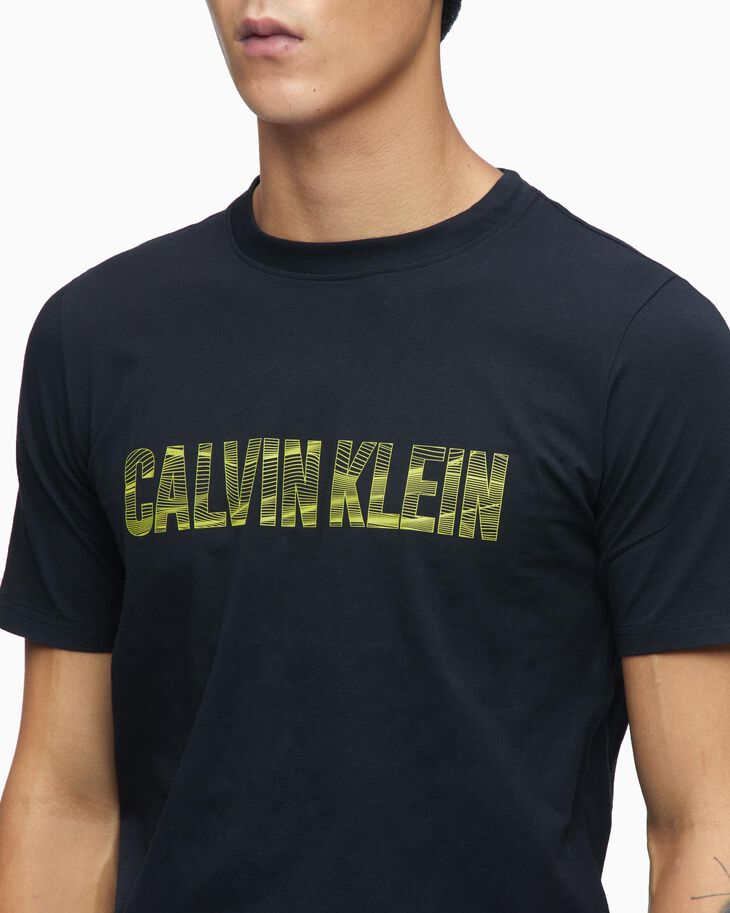 CALVIN KLEIN DIGITAL MOTION LINEAR LOGO TEE