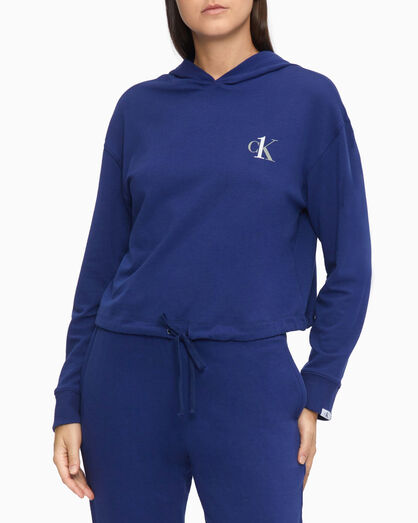 CALVIN KLEIN CK ONE BASIC ラウンジパーカー