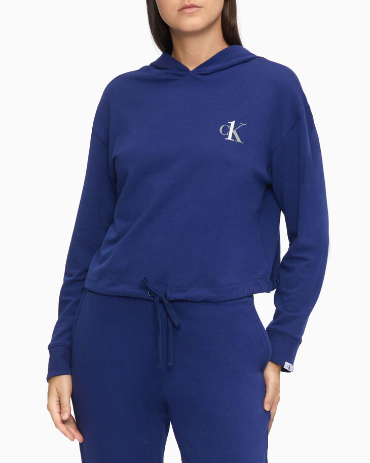 CALVIN KLEIN CK ONE BASIC LOUNGE 連帽上衣