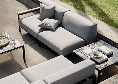 Modern Outdoor Furniture From Boconcept, Outdoor Modern Furniture