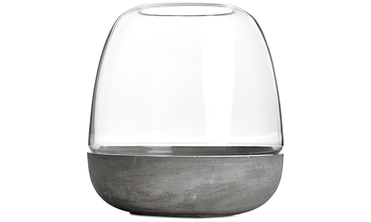 Vázy - Váza Combi - Čiré - Sklo