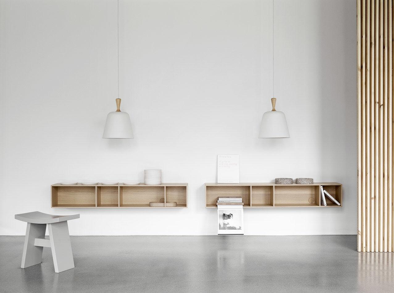 Les créations de Morten Georgsen - Étagère Como