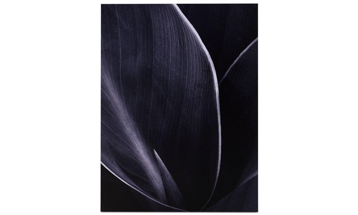 Galerie - Green is Black tisk na kov - Kov