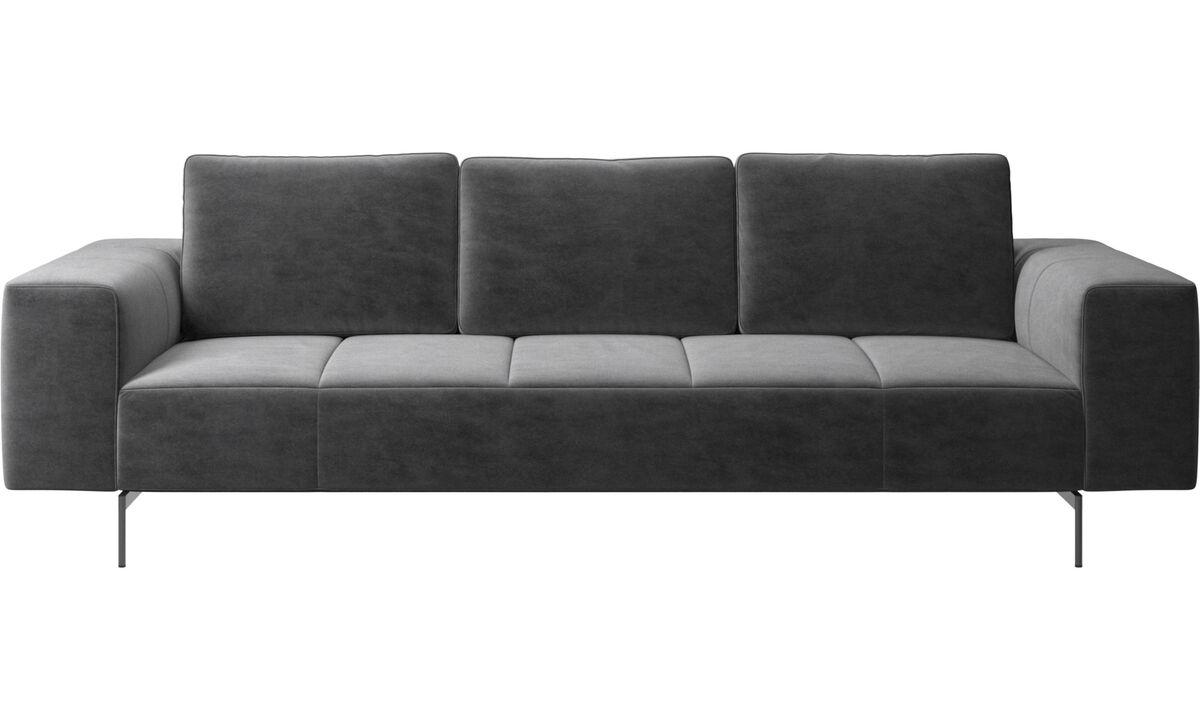 Модульные диваны - Диван Amsterdam - Серого цвета - Tкань