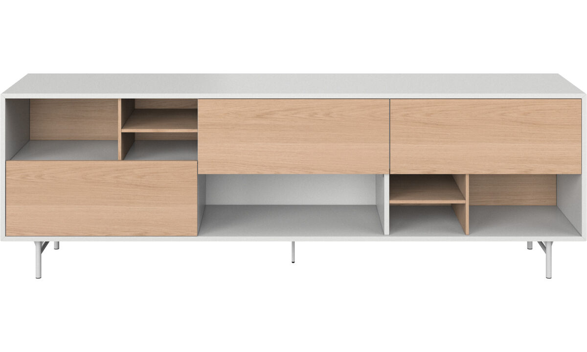 Sideboards - Manhattan sideboard - White - Lacquered