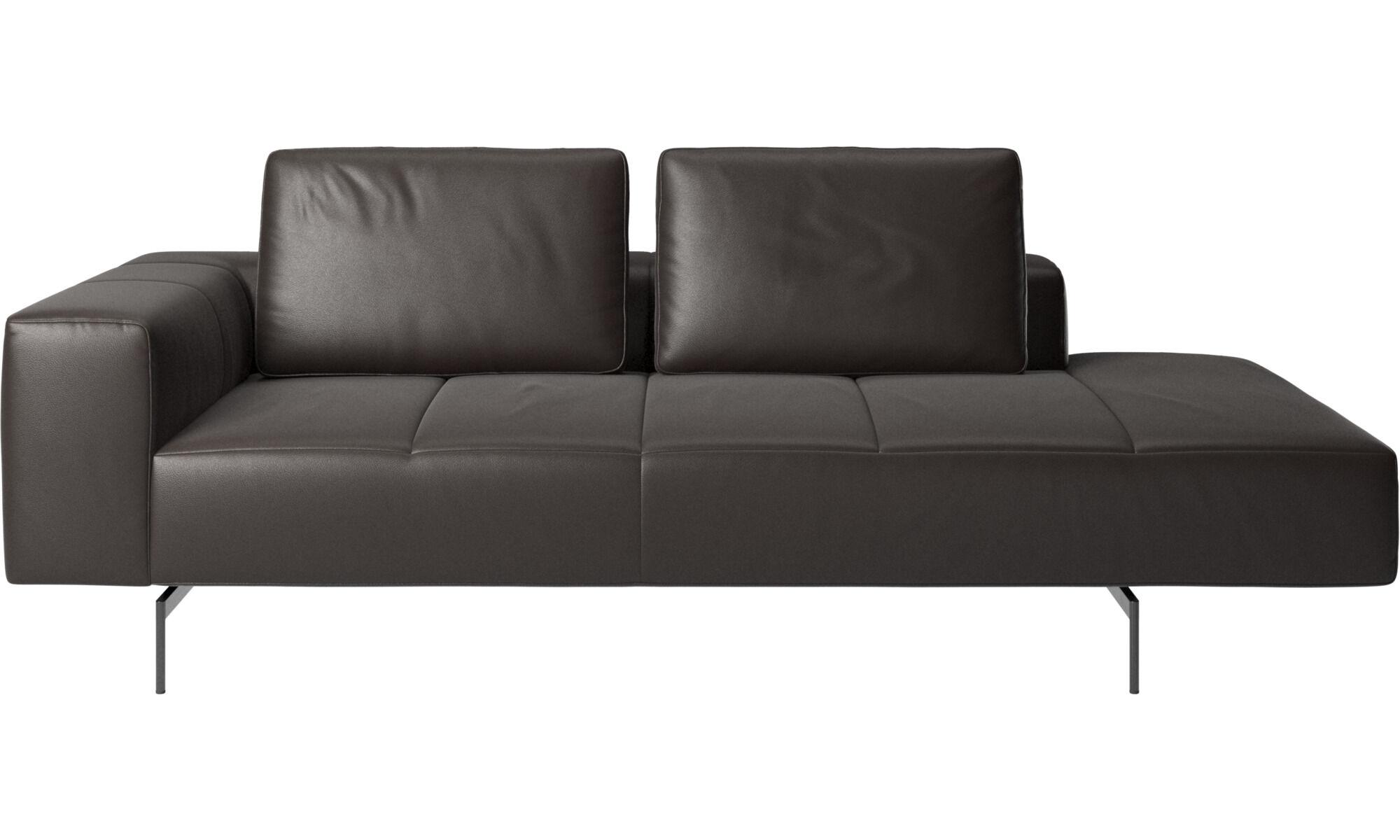 Sofa med sjeselong Marseille sofa med hvilemodul BoConcept