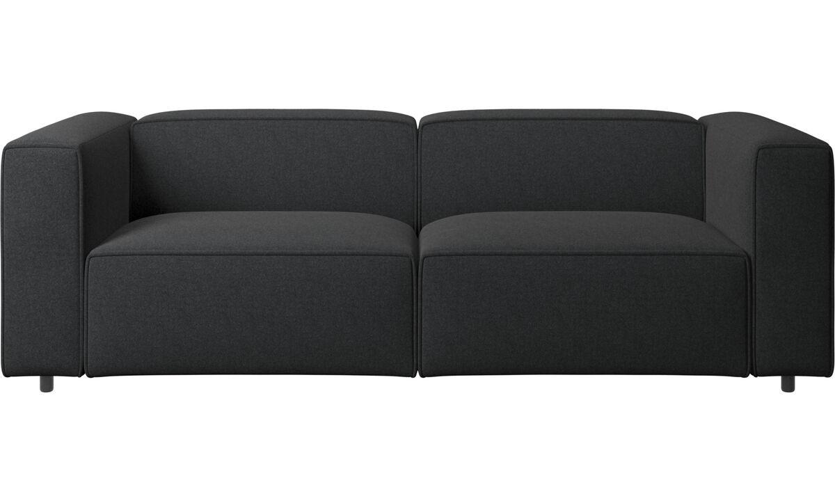 Модульные диваны - Диван Carmo - Серого цвета - Tкань