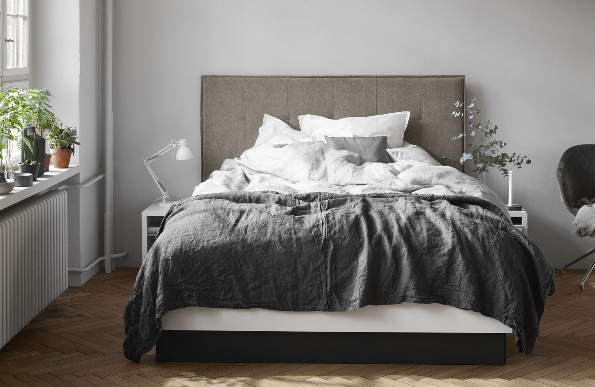 Beds - Lugano bed, excl. mattress
