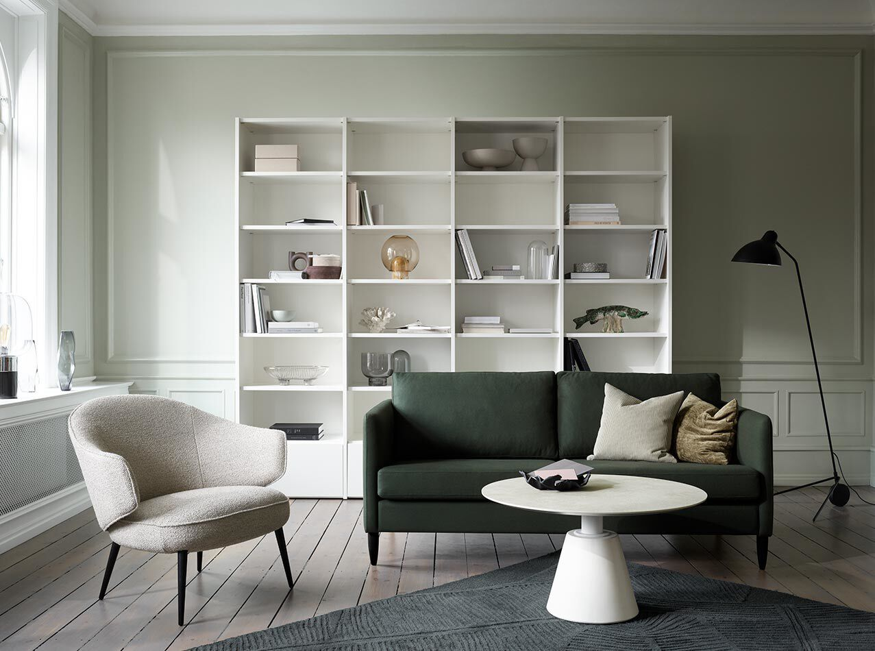 Bookcases & shelves - Copenhagen wall system