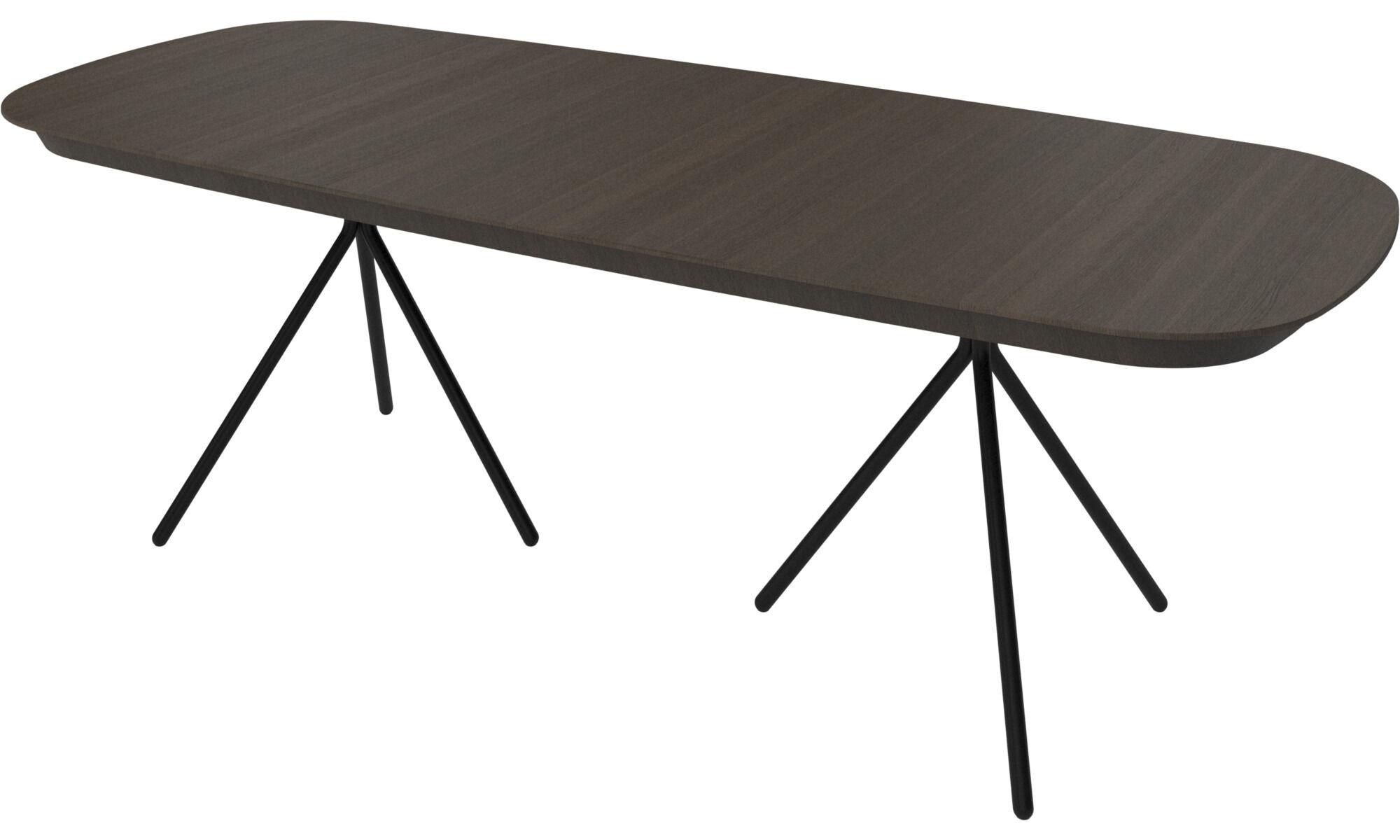 Ottawa Tisch mit Zusatztischplatte