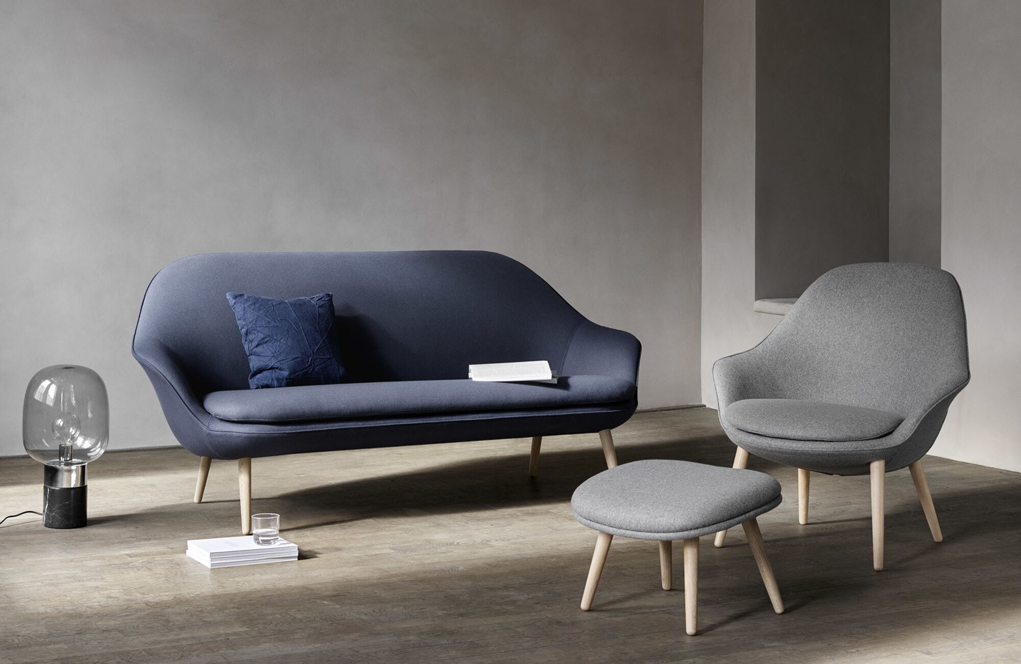 2-sits soffor - Adelaide soffa