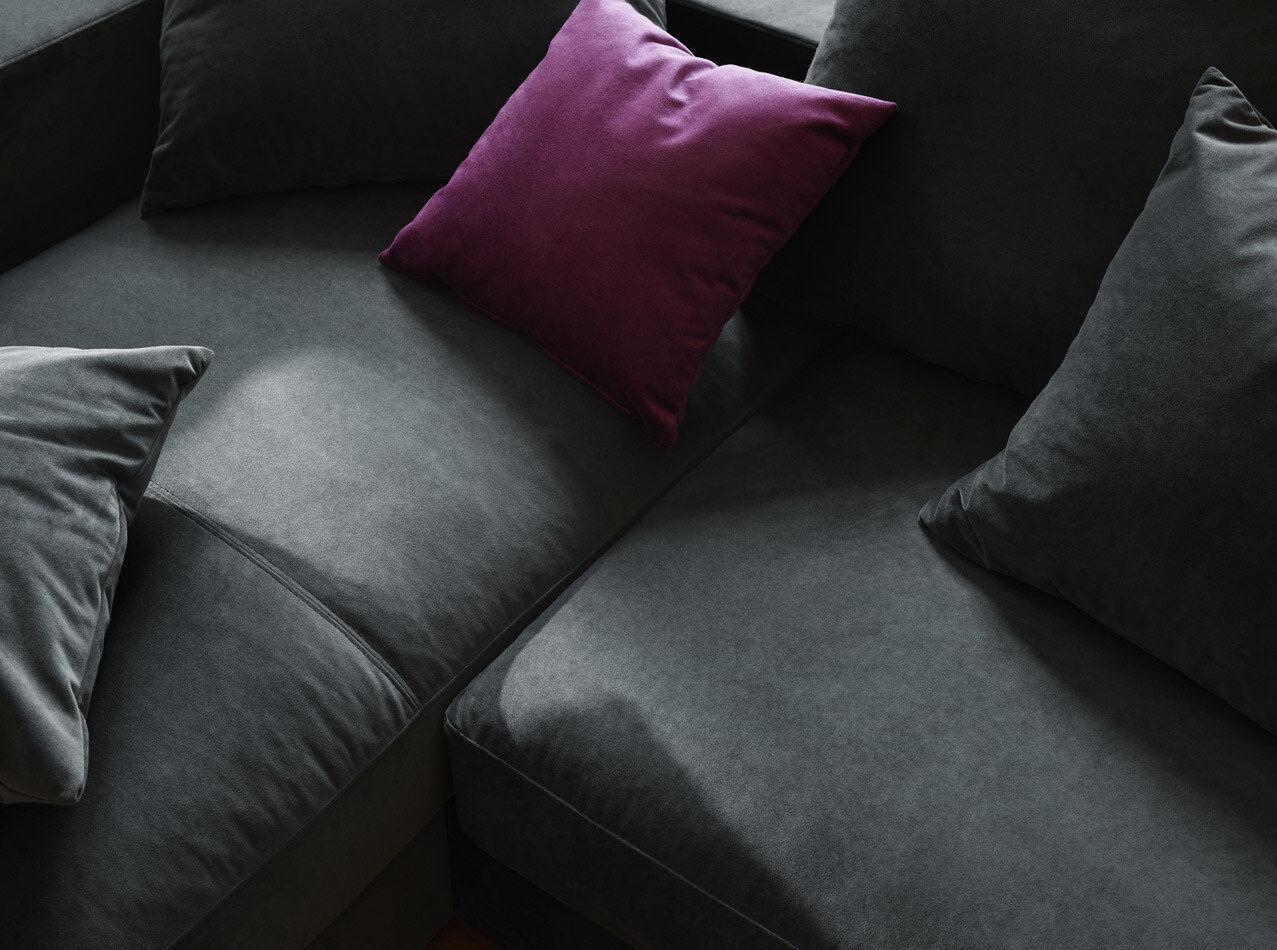 Подушки - Подушка 'Leather'
