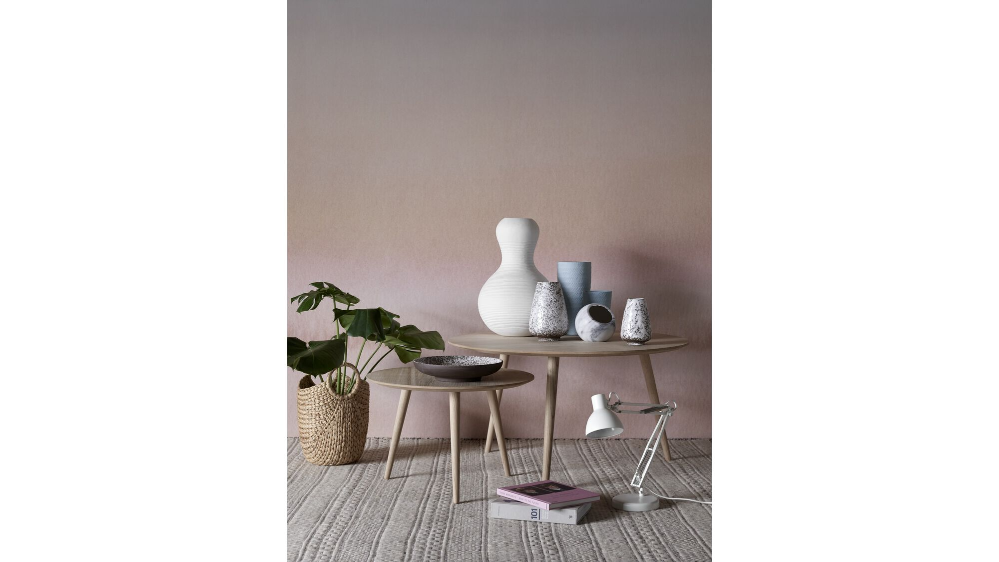 Small furniture - Hey basket