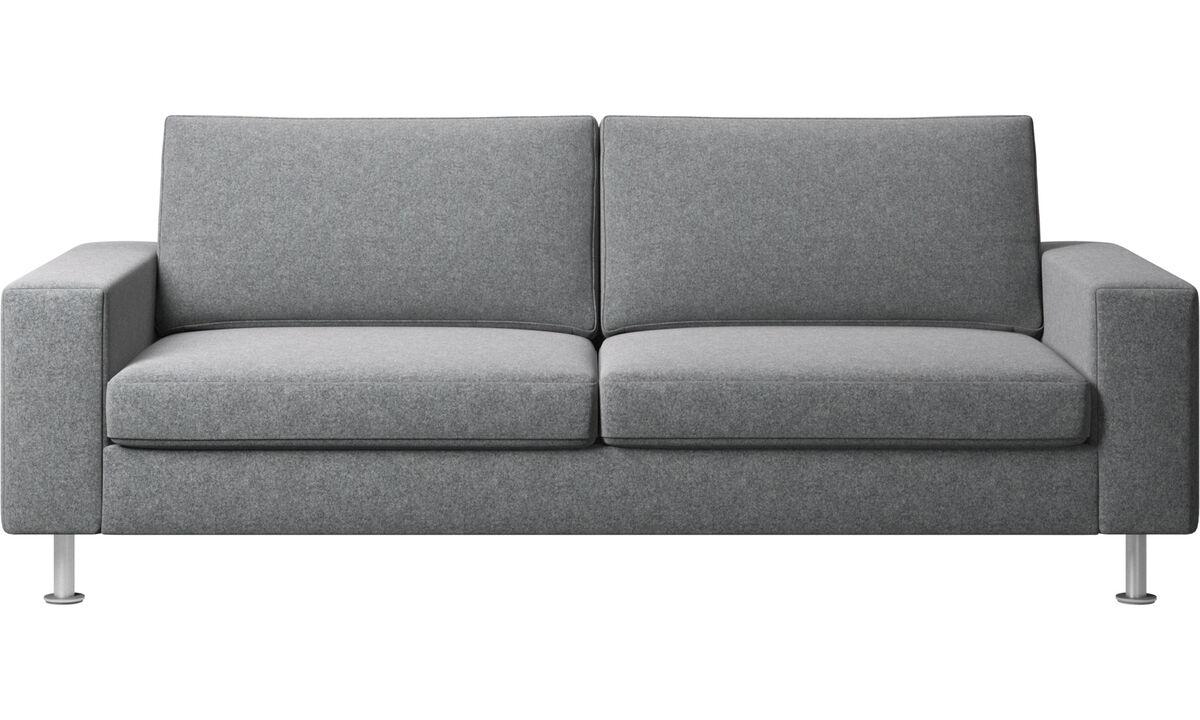 Диваны-кровати - Диван-кровать Indivi - Серого цвета - Tкань