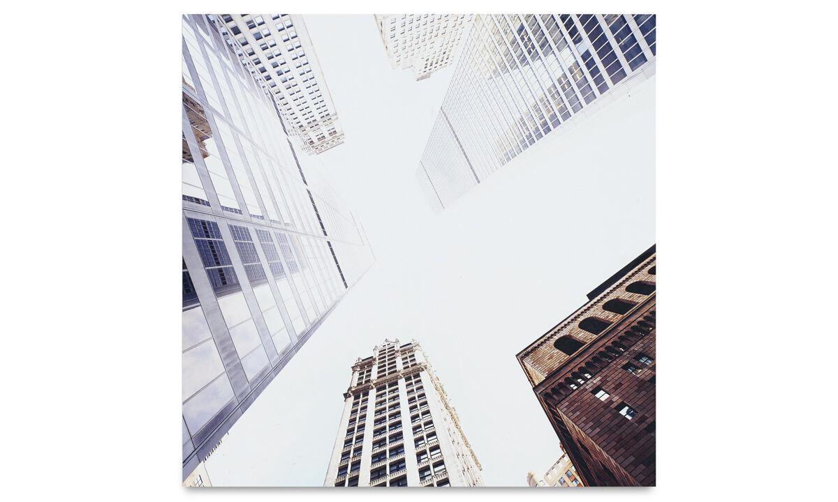 Galerie - City metal prints, Manhattan - Kov